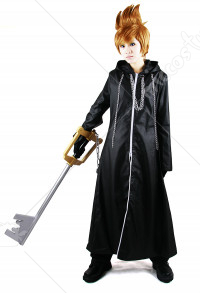 Kingdom Hearts Organization XIII Roxas Cosplay Kostüme