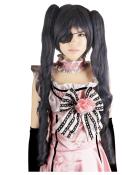 Black Butler Ciel Phantomhive Female Edition 80cm Cosplay Wig