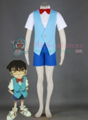Blue Detective Conan Cosplay Costume