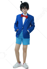 Detective Child Conan Cosplay Costume