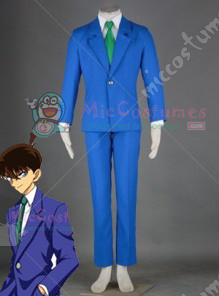 Detective Conan Boys School Uniform Cosplay Costume
