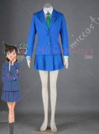 Detective Conan Girls School Uniform Cosplay Costume
