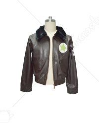 Hetalia Axis Powers America PU Cosplay Coat