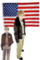 Hetalia Axis Powers Amerika Cosplay Kostüme