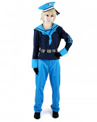 Hetalia Axis Powers Norway Cosplay Costume
