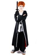 Bleach Ichigo Kurosaki Bankai Form Cosplay Costume