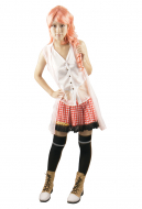 Final Fantasy Serah Farron Cosplay Costume