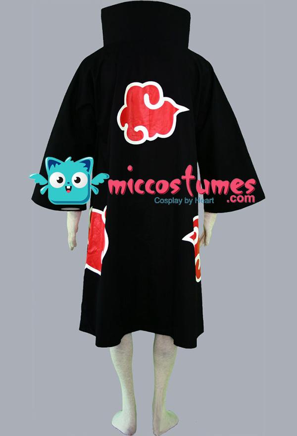 Naruto Uchiha Madara Cloak Cosplay Kostüme
