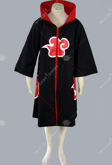 bon service site réputé En liquidation Naruto Uchiha Madara Cloak Cosplay Costume