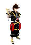 Kingdom Hearts Sora First Cosplay Costume