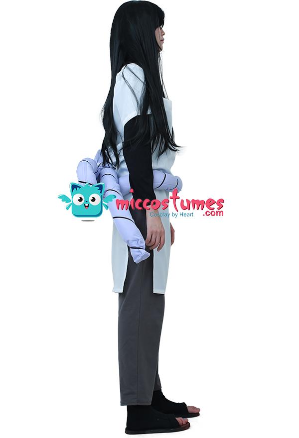 Naruto Orochimaru Cosplay Kostüme