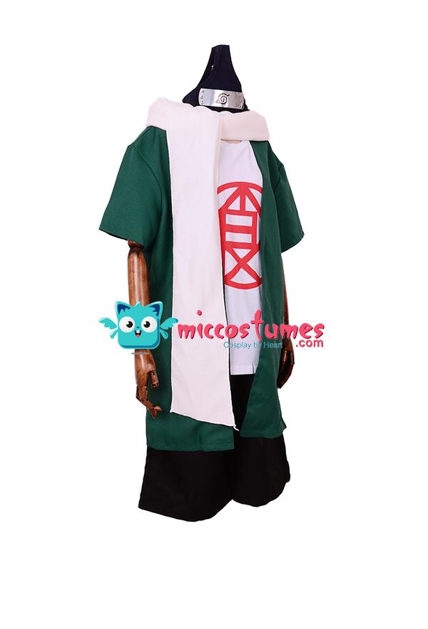 Naruto Choji Akimichi Cosplay Kostüme
