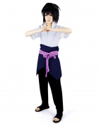 Naruto Sasuke Uchiha in Part II Cosplay Costume