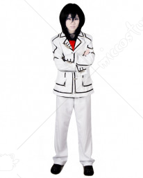 Vampire Knight Men Night Department School Uniform Cosplay Costu
