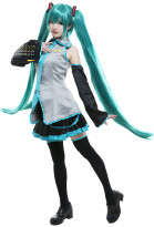 Miku Cosplay Costume