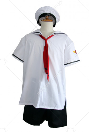 Card Captor Sakura Boy Summer Uniform