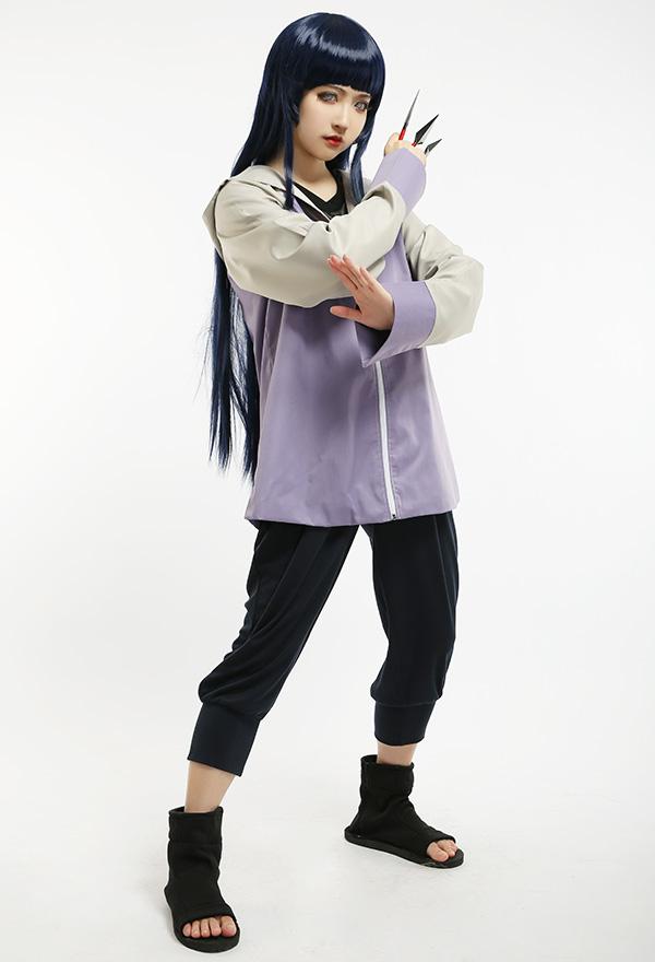 Naruto Hyuga Hinata Cosplay Kostüme