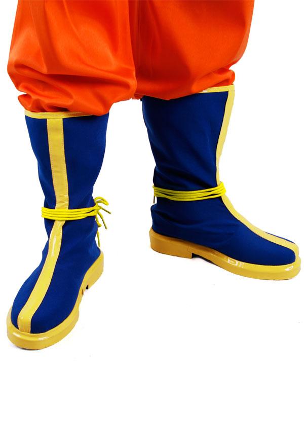 Dragon Ball Son Goku Cosplay Shoes Boots