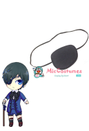 Black Butler Ciel Phantomhive Cosplay Eyepatch