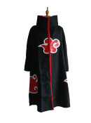 Naruto Akatsuki Members Cosplay Cloak
