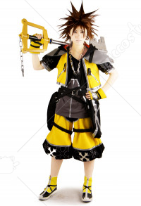 Kingdom Hearts III Sora Cosplay Kostüme
