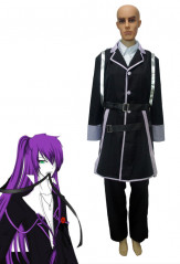 Vocaloid Secret GACKPOID Black Vow Cosplay Costume