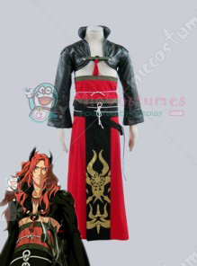 Lamento Beyond the Void Razel Cosplay Costume