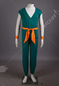 Dragon Ball Trunks Cosplay Costume