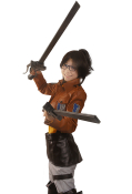 Attack on Titan Hange Zoe Cosplay Costume