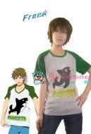 Free! Iwatobi Swim Club Makoto Tachibana Cosplay T-shirt