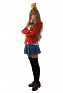 TIGERxDRAGON Toradora! Aisaka Taiga Cosplay Costume