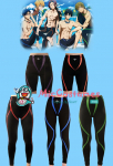 Free! Iwatobi Swim Club Cosplay Swimming Trunks