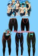 Free! Iwatobi Swim Club Cosplay Swimming Trunks