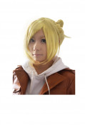 Attack on Titan Annie Leonhart Cosplay Wig