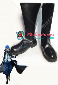 Fairy Tail Jellal Fernandes Cosplay Shoes