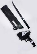 RWBY Blake Belladonna Weapon Gambol Shroud