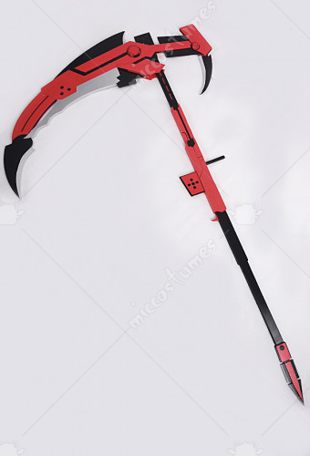 RWBY Ruby Rose Weapon Crescent Rose
