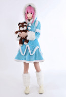 League of Legends The Dark Child Annie Winter Cosplay Costume