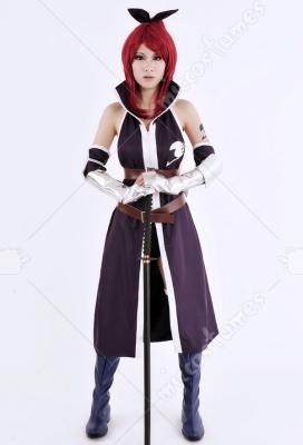 Fairy tail lisanna cosplay