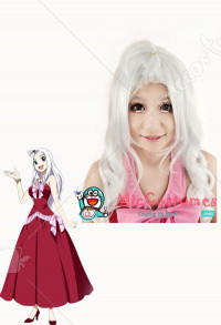 Fairy Tail Mirajane Strauss Cosplay Perruque