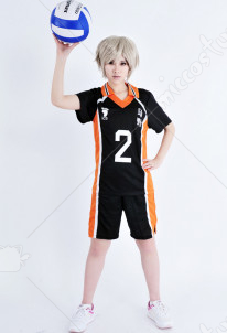 (Free Shipping) Haikyuu!! Koshi Sugawara Cosplay Costume