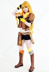 RWBY Yang Xiao Long Cosplay Costume
