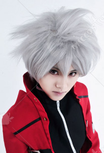Blazblue Ragna The Bloodedge Cosplay Perruque