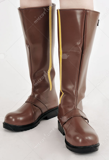 RWBY Chaussures de Cosplay Yang Xiao Long
