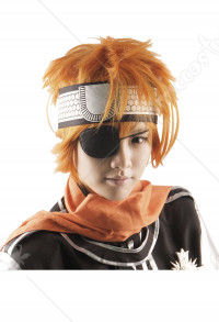 D Gray Man Lavi Cosplay Wig