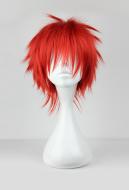 Naruto Gaara 25cm Cosplay Wig