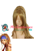 Final Fantasy X Rikku 60cm Cosplay Wig