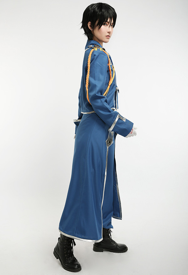 Fullmetal Alchemist Roy Mustang Cosplay Kostüme