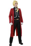 Fullmetal Alchemist Edward Elric Cosplay Costume