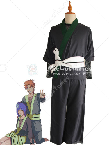 Naruto Young Yahiko Cosplay Costume Men S